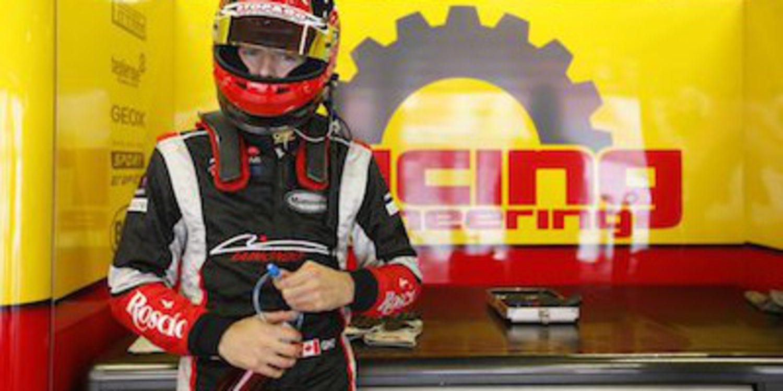 Gianmarco Raimondo, con Trident en GP2 para Singapur