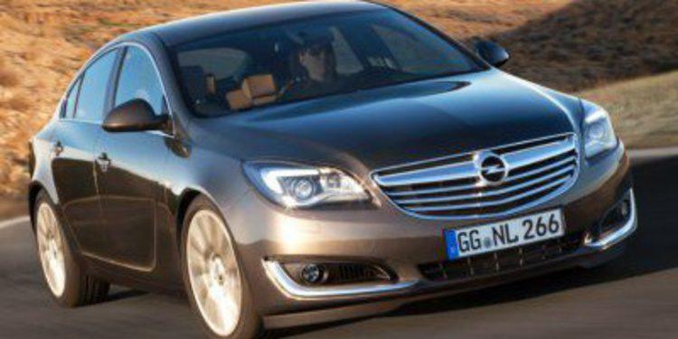 La edición 2013 del nuevo Opel Insignia al detalle