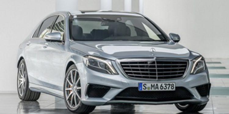 Nuevo Mercedes Benz S63 AMG