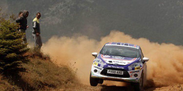Acrópolis Rally fuera del WRC pero posible del ERC 2014