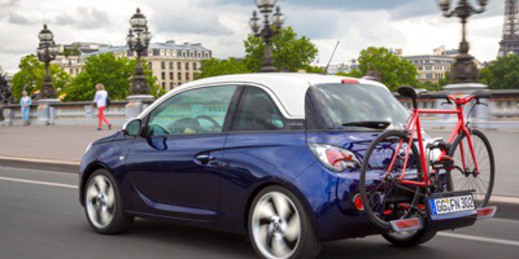 """El Opel Adam recibe el galardón """"Autonis"""""""