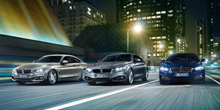 BMW aumenta su oferta de motores para el X5 y Serie 4