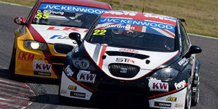 Norbert Michelisz se lleva la pole en territorio Honda