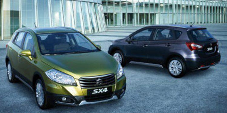 El Suzuki SX4 S-Cross llega a los concesionarios