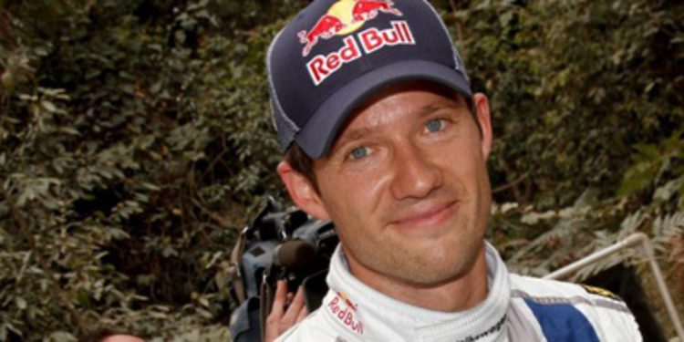 Sebastien Ogier puede ganar el WRC 2013 un jueves