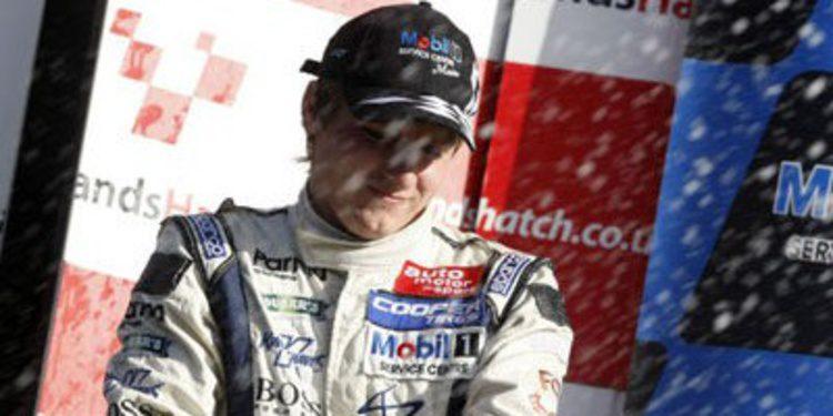 Jordan King consuma el título del British F3 2013