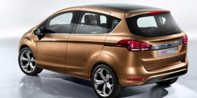 El B-Max no es tan rentable para Ford en Europa