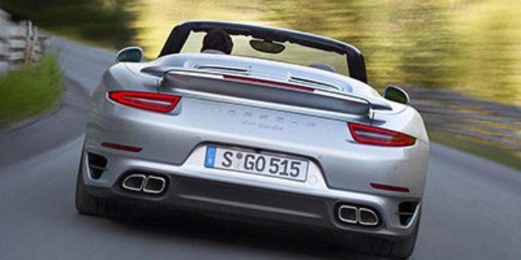 Nuevos Porsche 911 a cielo abierto