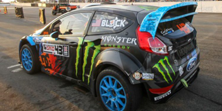 La final de la Gymkhana Grid europea se celebra en Madrid