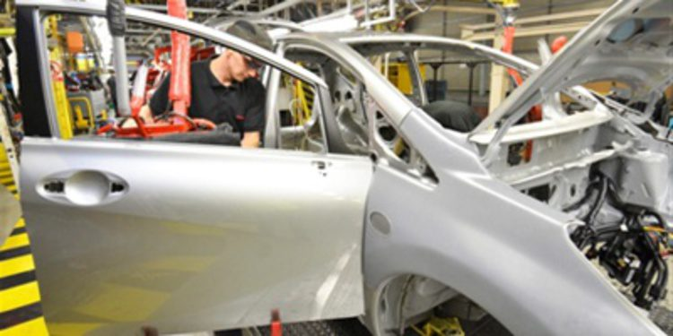 El nuevo Nissan Note empieza su producción en Reino Unido