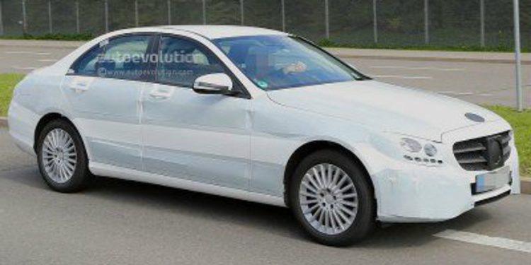 Novedades en el Clase C de Mercedes-Benz