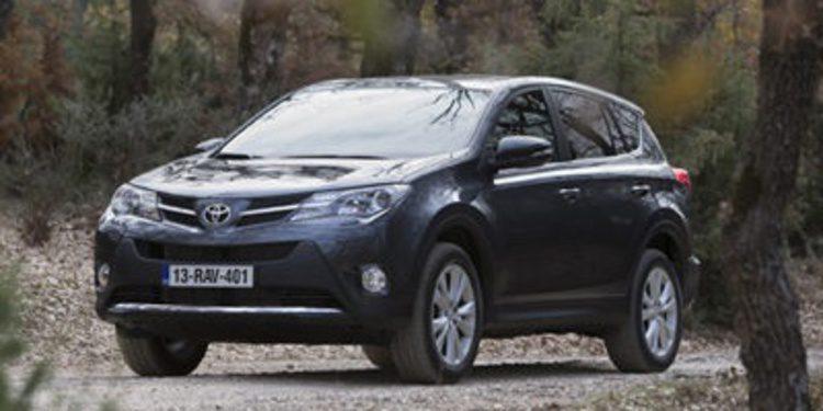 Toyota producirá los RAV4 rusos en San Petersburgo