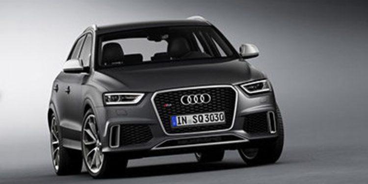 Audi eleva el Q3 a la potencia RS