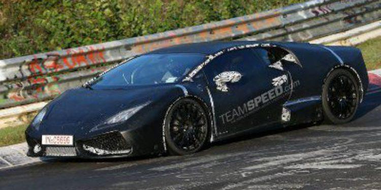 El sucesor del Gallardo ya rueda en Nurburgring