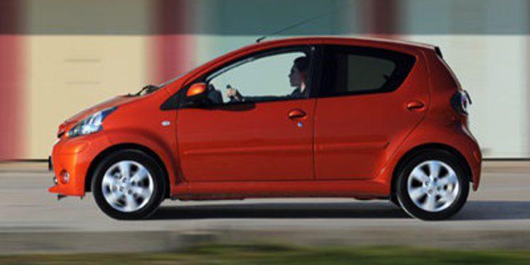 Nuevos Toyota Aygo, Peugeot 107 y Citroën C1 en camino