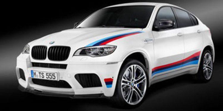 Nuevo y exclusivo BMW X6 M Desing Edition