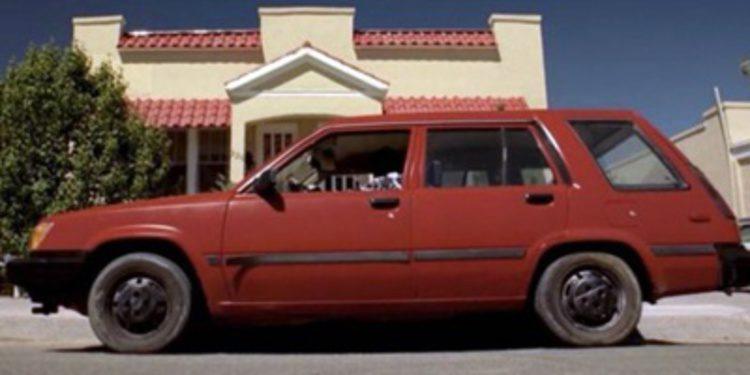 Los vehículos de la serie Breaking Bad a subasta