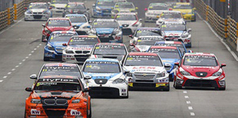 Francia y Bélgica volverán al calendario del WTCC 2014
