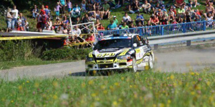 El asfalto regresa al ERC con el Rally de Croacia