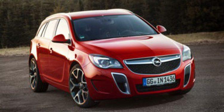 El nuevo Opel Insignia OPC a la venta