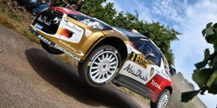 Citroën no tendrá coches privados en el WRC 2014