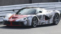 Ferrari se deja ver en Nurburgring con LaFerrari