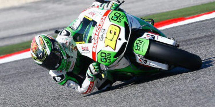 Los pilotos satélite de Honda quieren podio en Alcañiz