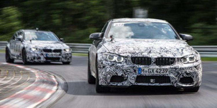 BMW nos desvela algunos detalles del M3 y M4