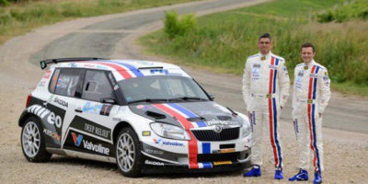 Juraj Sebalj líder tras el SS1 del Rally de Croacia del ERC