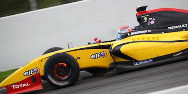Magnussen manda desde los primeros libres en Paul Ricard