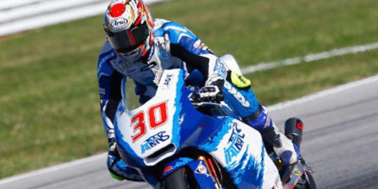 Nakagami supera a Rabat en los FP2 Moto2 en MotorLand