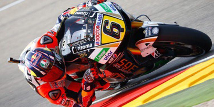 Los pilotos de MotoGP hablan tras el viernes en MotorLand