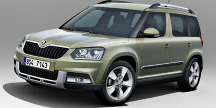 Skoda tendrá tres SUV de todos los tamaños