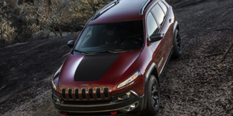 El Jeep Cherokee, a punto de llegar a España