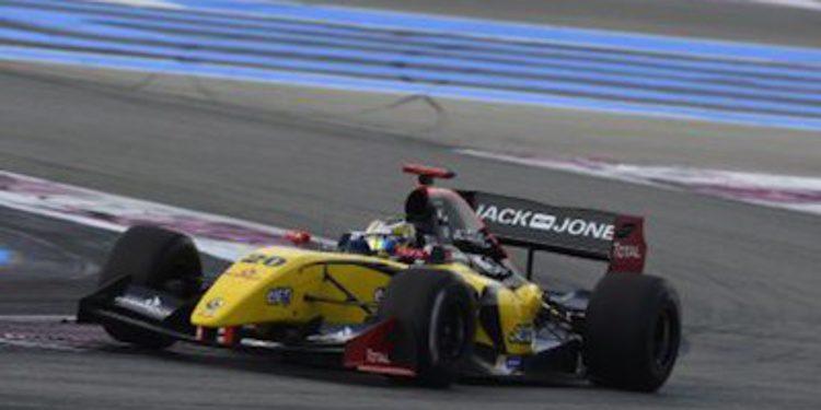 Kevin Magnussen cierra el viernes en Paul Ricard con el mejor tiempo