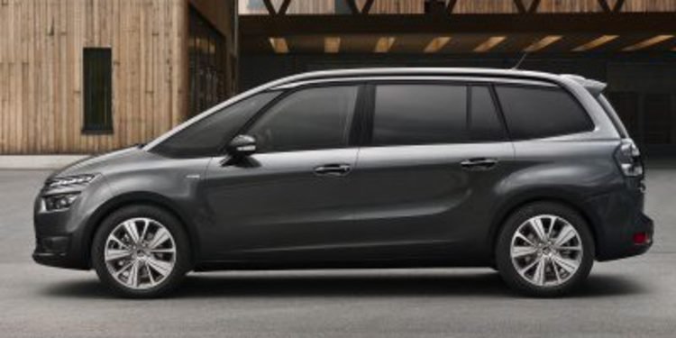 Citroën Grand C4 Picasso: Primer contacto