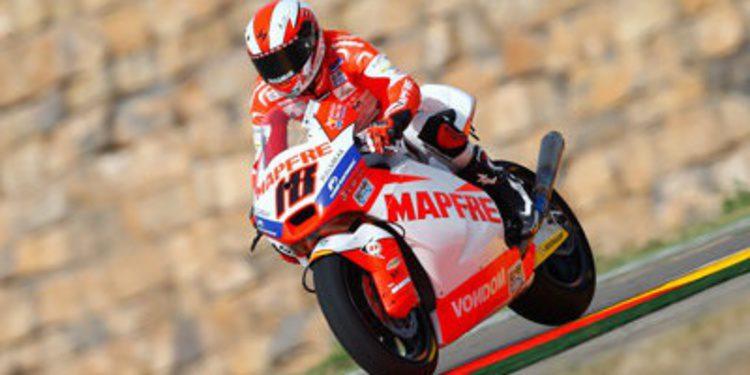 Nico Terol también domina los FP3 de Moto2 en Aragón