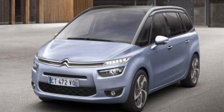 Citroën Grand C4 Picasso: Aspecto técnico