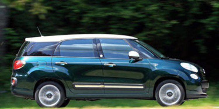 Fiat muestra el nuevo 500L Living y el 500L Trekking