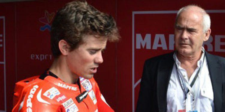 Primera pole de Moto2 para Nico Terol en Alcañiz