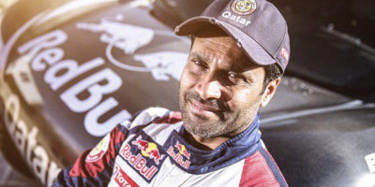 El buggy de Nasser Al-Attiyah para el Dakar 2014