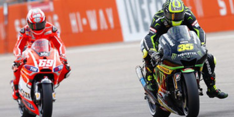 La intensa Q2 del GP Aragón de MotoGP en palabras