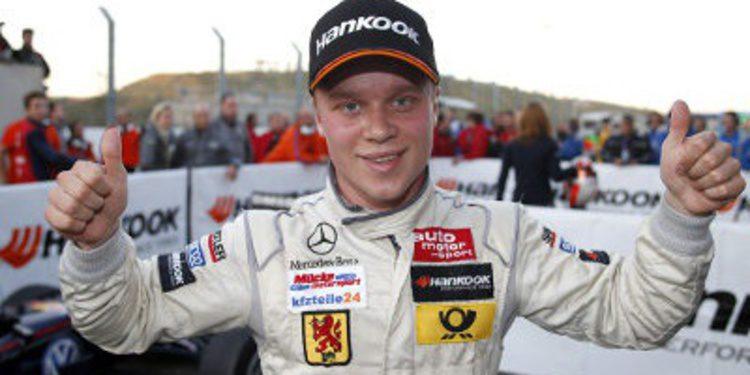Felix Rosenqvist, gran vencedor del FIA F3 en Zandvoort