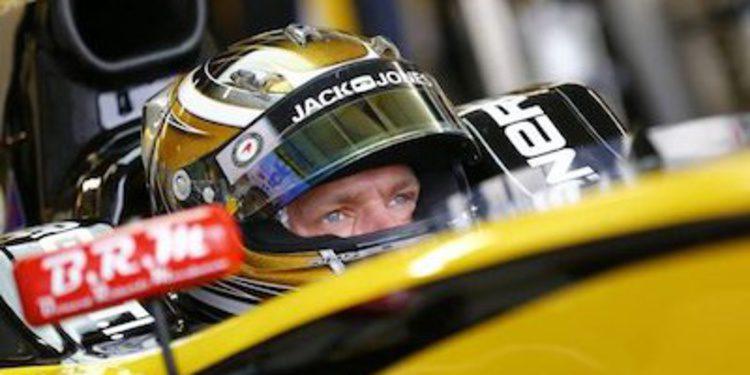 Magnussen logra su sexta pole del año en Paul Ricard