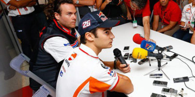 El tenso GP de Aragón de MotoGP visto por los pilotos