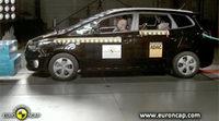El Kia Carens obtiene 5 estrellas en EuroNcap