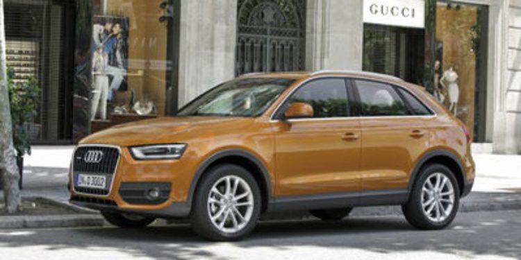 Audi incorpora al Q3 el 1.4 TFSI