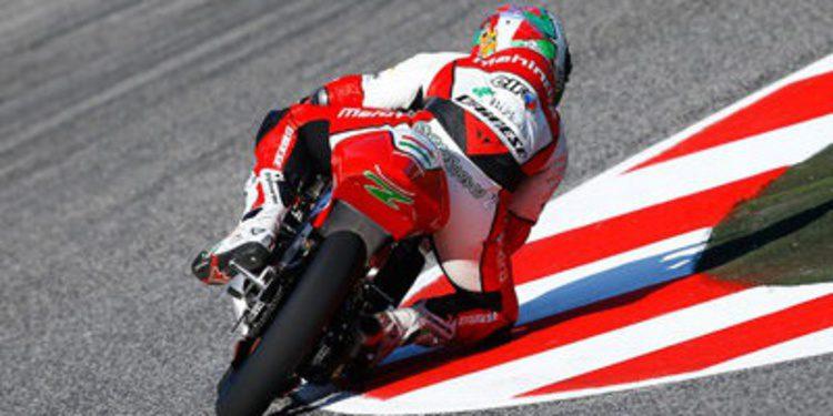 Vázquez deja Mahindra por Caretta Technology en Moto3