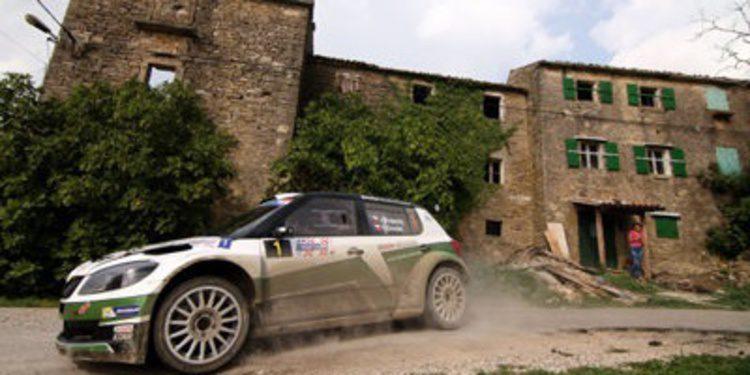Así está el ERC 2013 tras el Rally de Croacia