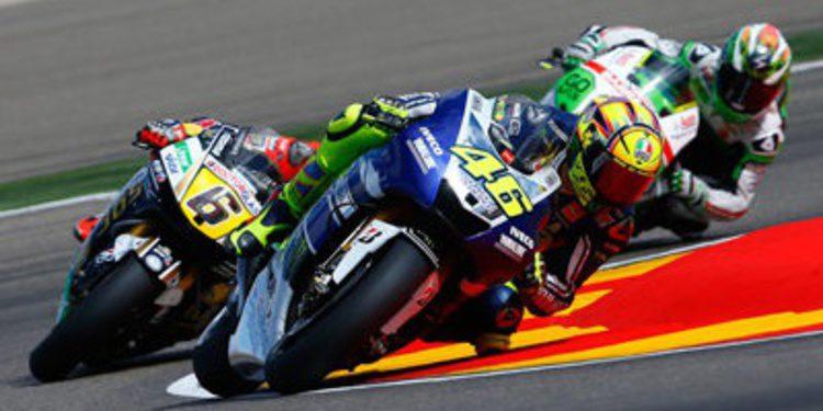 Así está Mundial de Motociclismo 2013 tras el GP de Aragón